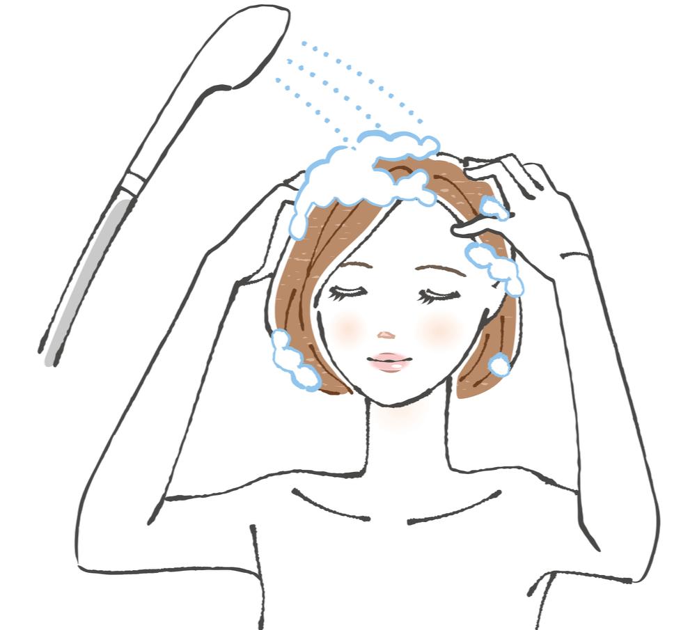 パーマした当日はシャンプーで髪を洗わないほうが良い?翌日 ...
